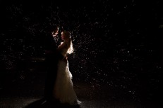 Wedding Photography with Bubbles